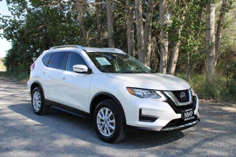 2018 Nissan Rogue for sale at Northwest Premier Auto Sales in West Richland WA