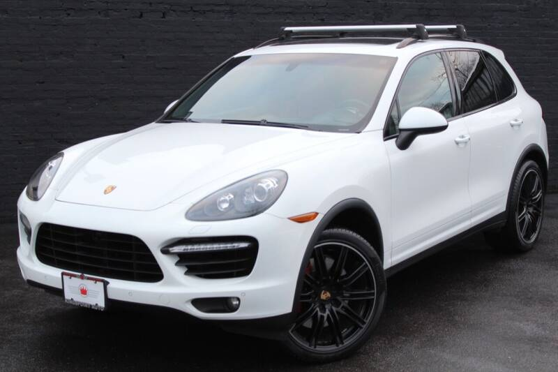 2014 Porsche Cayenne for sale at Kings Point Auto in Great Neck NY