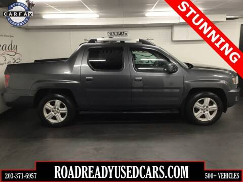 2013 Honda Ridgeline for sale at Road Ready Used Cars in Ansonia CT