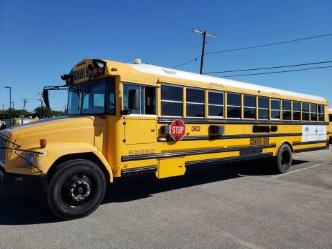 2007 Freightliner THOMAS for sale at Global Bus Sales & Rentals in Alice TX