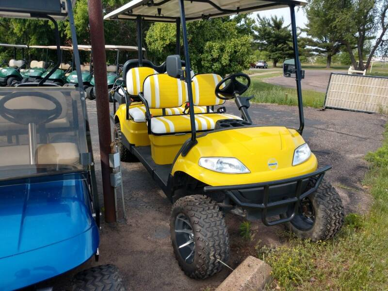 2017 Advanced EV 4+2 for sale at Paulson Auto Sales in Chippewa Falls WI