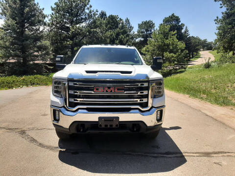 2021 GMC Sierra 2500HD for sale at The Car Guy in Glendale CO