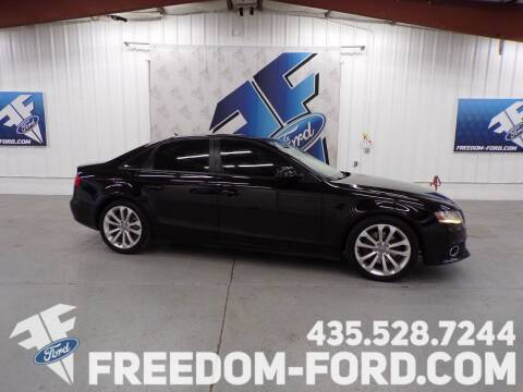 2011 Audi A4 for sale at Freedom Ford Inc in Gunnison UT
