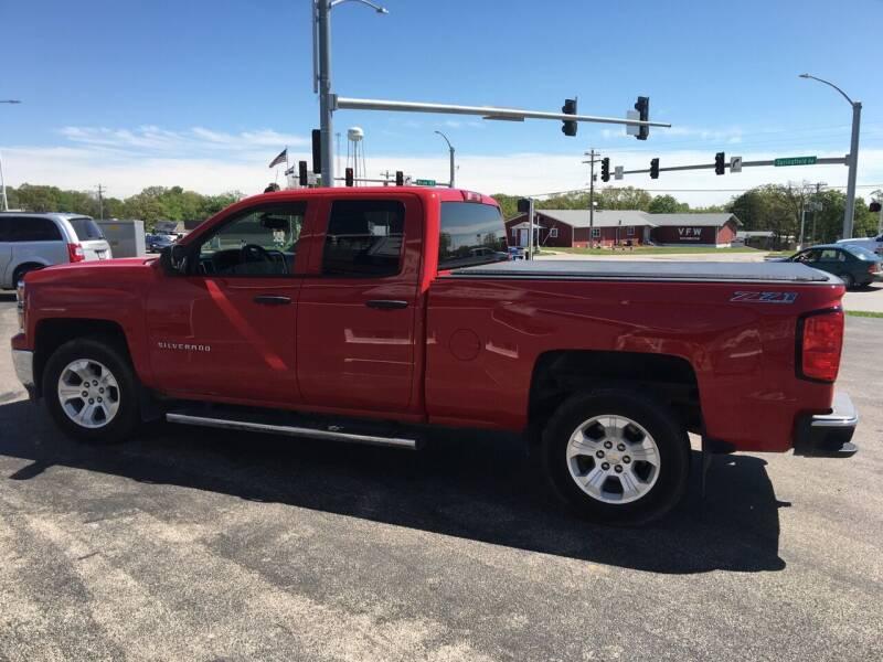 2014 Chevrolet Silverado 1500 for sale at Village Motors in Sullivan MO