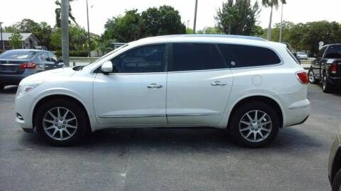 2015 Buick Enclave for sale at Denny's Auto Sales in Fort Myers FL