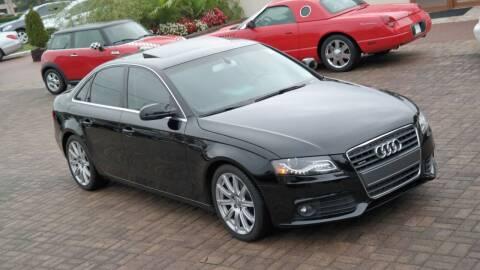 2010 Audi A4 for sale at Cars-KC LLC in Overland Park KS