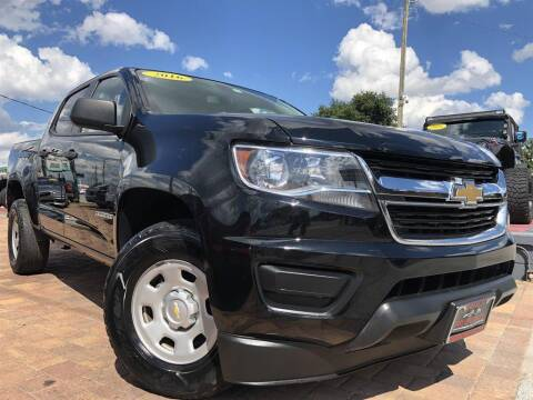 2016 Chevrolet Colorado for sale at Cars of Tampa in Tampa FL