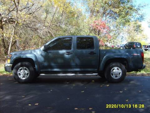2006 GMC Canyon for sale at Northport Motors LLC in New London WI