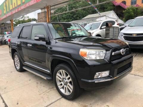 2012 Toyota 4Runner for sale at Sylhet Motors in Jamaica NY