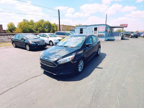 2016 Ford Focus for sale at DISCOUNT AUTO SALES in Murfreesboro TN