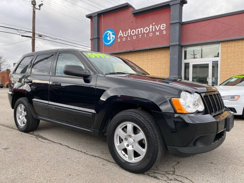 2008 Jeep Grand Cherokee for sale at Automotive Solutions in Louisville KY