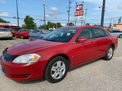 2008 Chevrolet Impala for sale at 4th Street Auto in Louisville KY