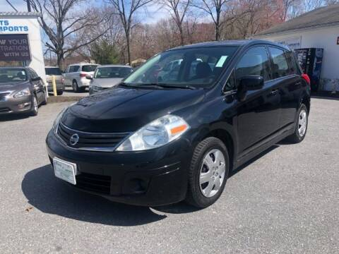 2010 Nissan Versa for sale at Sports & Imports in Pasadena MD