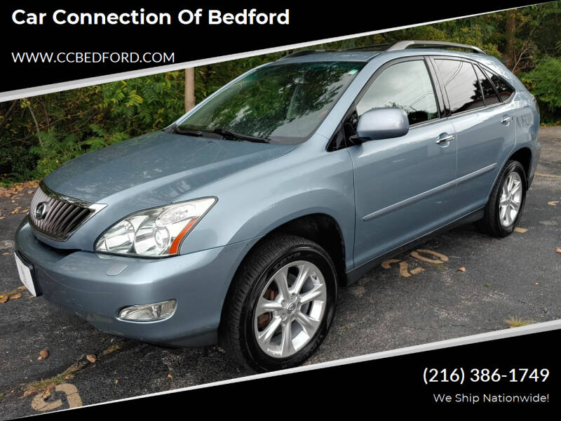 2008 Lexus RX 350 for sale at Car Connection of Bedford in Bedford OH