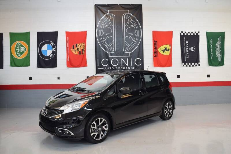 2016 Nissan Versa Note for sale at Iconic Auto Exchange in Concord NC