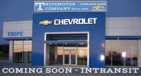 2021 Chevrolet Blazer for sale at Tripe Motor Company in Alma NE