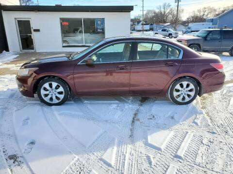 2008 Honda Accord for sale at GOOD NEWS AUTO SALES in Fargo ND