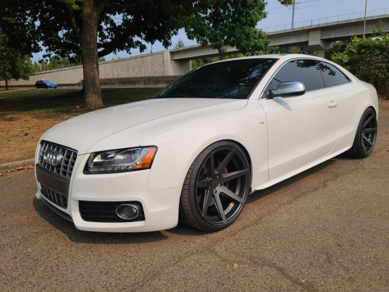 2012 Audi S5 for sale at EXECUTIVE AUTOSPORT in Portland OR