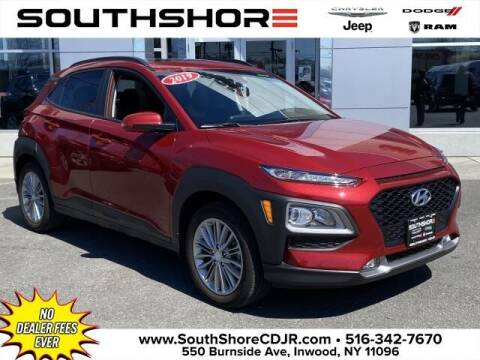 2019 Hyundai Kona for sale at South Shore Chrysler Dodge Jeep Ram in Inwood NY