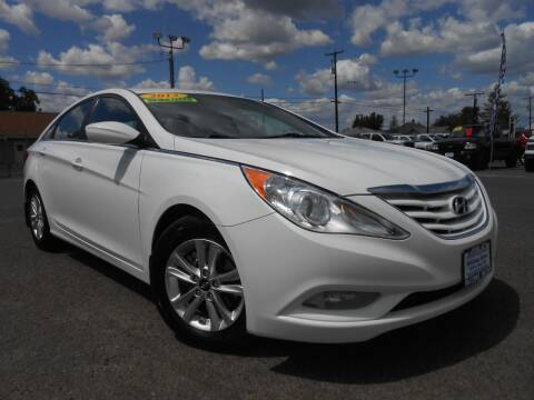 2013 Hyundai Sonata for sale at McKenna Motors in Union Gap WA