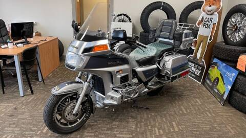 1987 Honda Goldwing for sale at Action Motor Sales in Gaylord MI