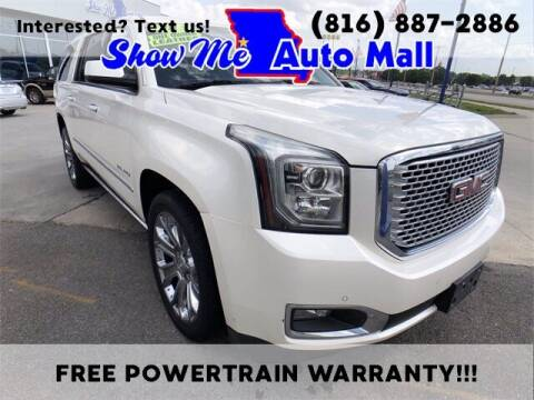 2015 GMC Yukon XL for sale at Show Me Auto Mall in Harrisonville MO