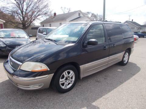 2002 Ford Windstar for sale at Jenison Auto Sales in Jenison MI