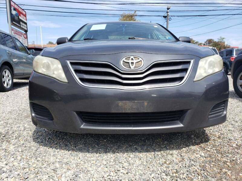 2010 Toyota Camry for sale at RMB Auto Sales Corp in Copiague NY