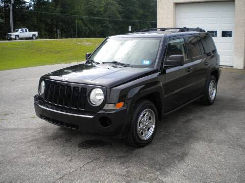 2007 Jeep Patriot for sale at Route 111 Auto Sales in Hampstead NH