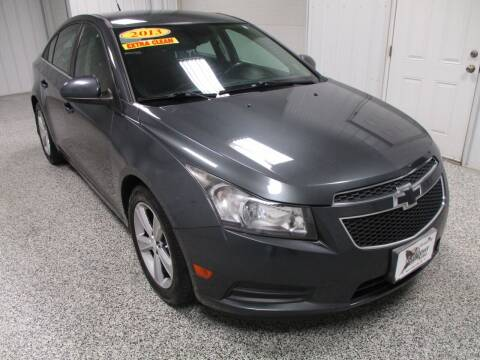 2013 Chevrolet Cruze for sale at LaFleur Auto Sales in North Sioux City SD