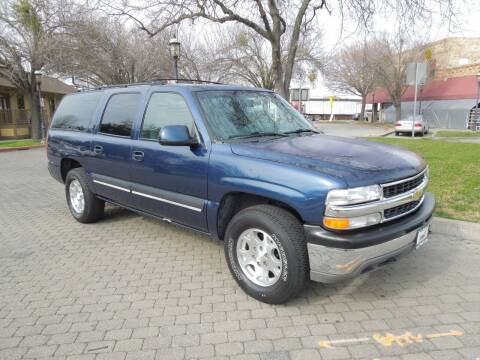 2001 Chevrolet Suburban for sale at Family Truck and Auto.com in Oakdale CA