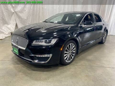 2017 Lincoln MKZ for sale at Green Light Auto Sales LLC in Bethany CT