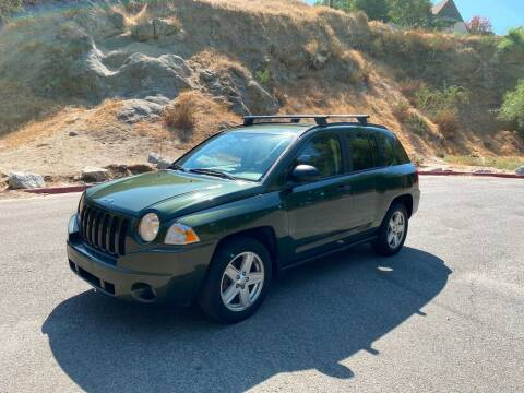 2007 Jeep Compass for sale at Inland Motors LLC in Riverside CA