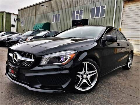2014 Mercedes-Benz CLA for sale at Haus of Imports in Lemont IL