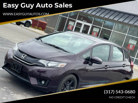 2015 Honda Fit for sale at Easy Guy Auto Sales in Indianapolis IN