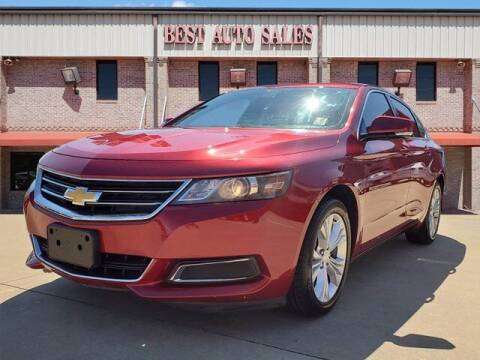 2014 Chevrolet Impala for sale at Best Auto Sales LLC in Auburn AL