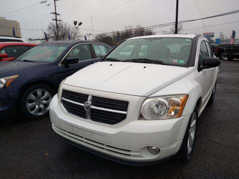 2011 Dodge Caliber for sale at P J McCafferty Inc in Langhorne PA