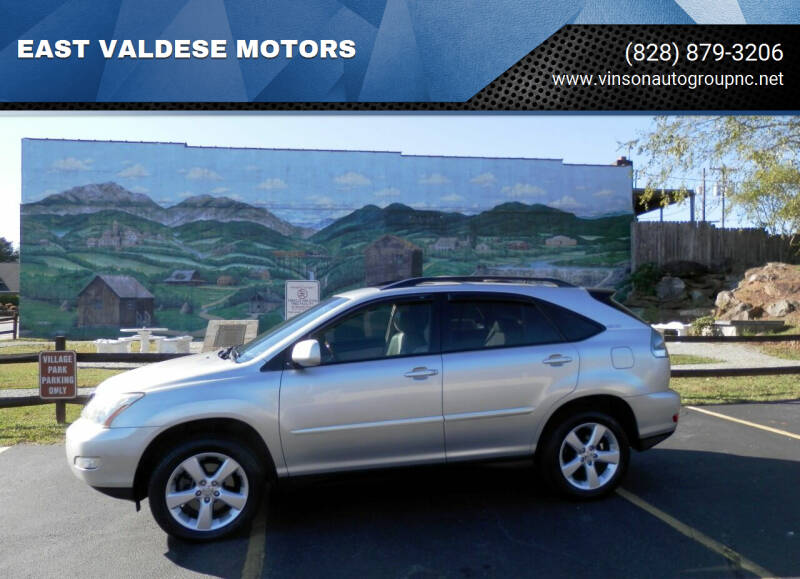 2005 Lexus RX 330 for sale at EAST VALDESE MOTORS / VINSON AUTO GROUP in Valdese NC