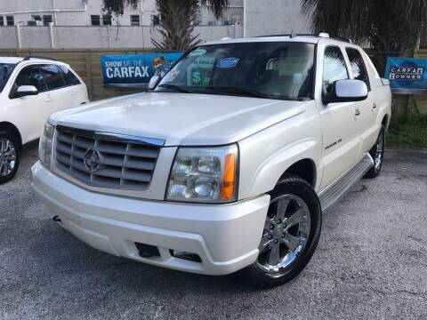 2006 Cadillac Escalade EXT for sale at Blue Ocean Auto Sales LLC in Tampa FL