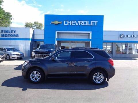 2015 Chevrolet Equinox for sale at Finley Motors in Finley ND
