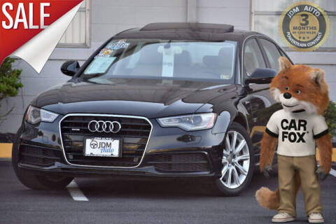 2012 Audi A6 for sale at JDM Auto in Fredericksburg VA