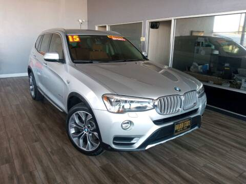 2015 BMW X3 for sale at Golden State Auto Inc. in Rancho Cordova CA