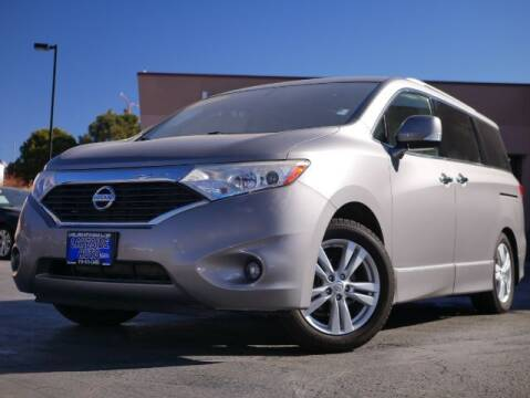 2012 Nissan Quest for sale at Lakeside Auto Brokers in Colorado Springs CO
