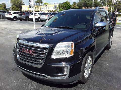 2017 GMC Terrain for sale at YOUR BEST DRIVE in Oakland Park FL