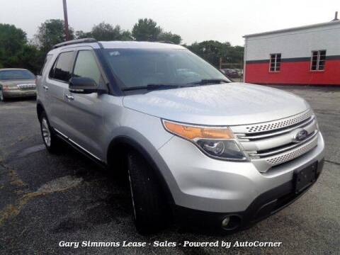 2013 Ford Explorer for sale at Gary Simmons Lease - Sales in Mckenzie TN