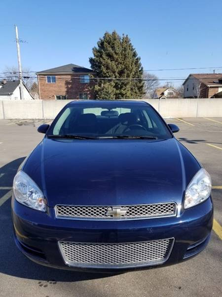 2012 Chevrolet Impala for sale at Yousif & Sons Used Auto in Detroit MI