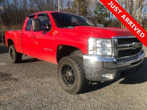 2007 Chevrolet Silverado 2500HD for sale at Brandon Reeves Auto World in Monroe NC