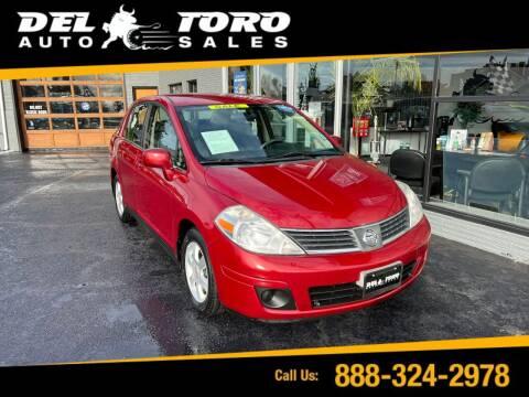 2007 Nissan Versa for sale at DEL TORO AUTO SALES in Auburn WA