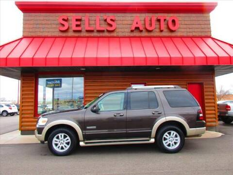 2006 Ford Explorer for sale at Sells Auto INC in Saint Cloud MN