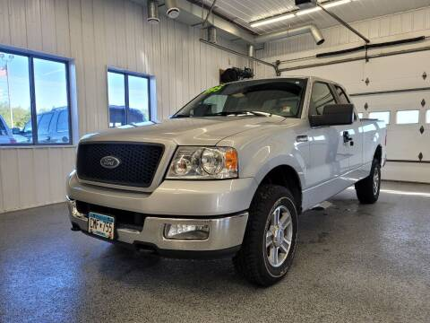 2005 Ford F-150 for sale at Sand's Auto Sales in Cambridge MN